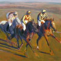Point to point (60cmx40cm)
