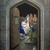 Blisland Nativity