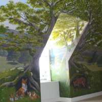 Childrens Mural